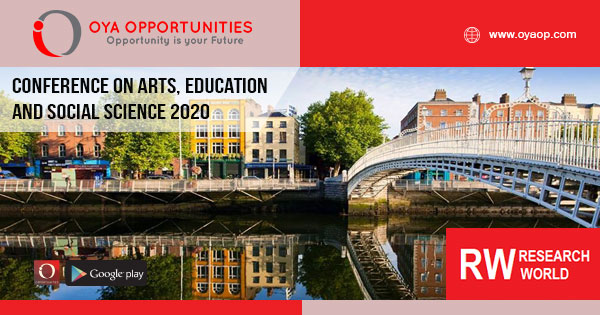 Academic Conference on Arts, Education and Social Science 2020