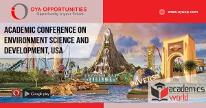 Academic Conference 2020 on Environment Science and Development