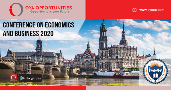 Academic Conference on Economics and Business 2020 Germany