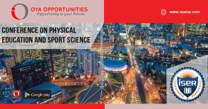 Conference on Physical Education and Sport Science 2020