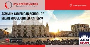 ASMMUN (American School of Milan Model United Nations)