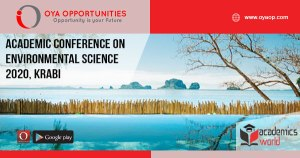 Academic Conference on Environment Science 2020