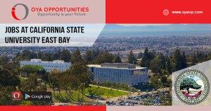 Academic Jobs at California State University, East Bay