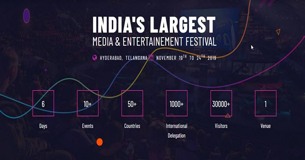 IndiaJoy Global Youth Festival 2019