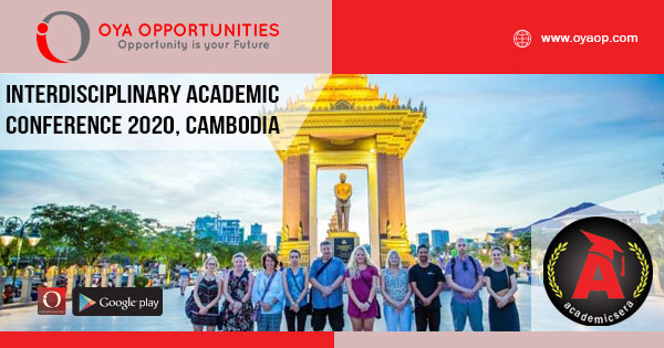 Interdisciplinary Academic Conference 2020