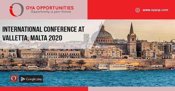 International Conference at Valletta, Malta 2020
