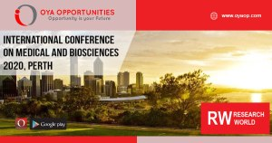 International Conference on Medical and Biosciences 2020