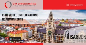 Isar Model United Nations (IsarMUN) 2019