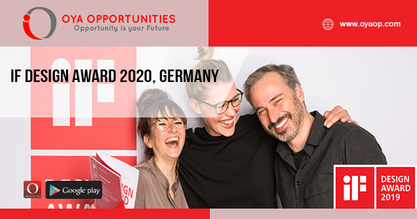iF Design Award 2020, Germany