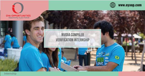NVIDIA Compiler Verification Internship