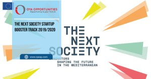 The Next Society Startup Booster Track 2019/2020