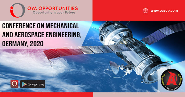 656th Conference on Mechanical and Aerospace Engineering, Germany