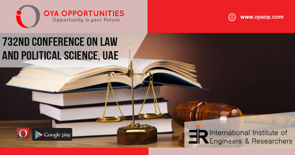 732nd Conference on Law and Political Science, UAE