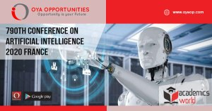 790th Conference on Artificial Intelligence, France