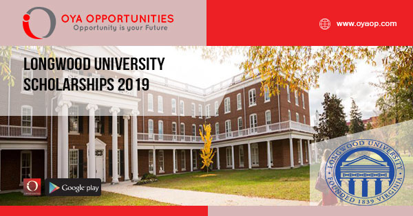 Longwood University Scholarships 2019