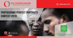 Photocrowd Perfect Portraits Contest 2019