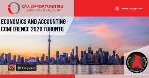 Economics and Accounting Conference 2020 Toronto