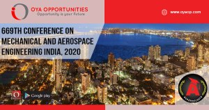 669th Conference on Mechanical and Aerospace Engineering