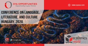 699th Conference on Language, Literature, and Culture