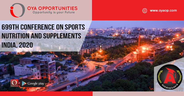 699th Conference on Sports Nutrition and Supplements