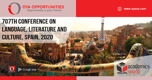 707th Conference on Language, Literature and Culture