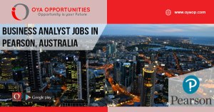 Business Analyst Jobs in Pearson, Australia