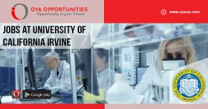 Research Jobs at University of California Irvine