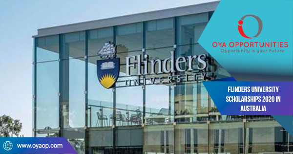 Flinders University Scholarships 2020 in Australia