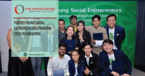 Funded Young Social Entrepreneurs Program 2020 in Singapore