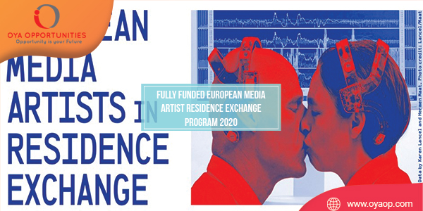 Fully Funded European Media Artist Residence Exchange Program 2020