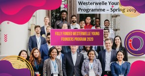 Fully Funded Westerwelle Young Founders Program 2020