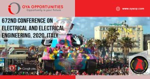 672nd Conference on Electrical and Electrical Engineering, 2020, Italy
