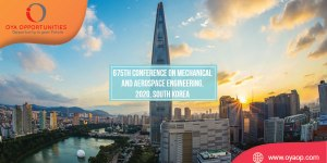 675th Conference on Mechanical and Aerospace Engineering