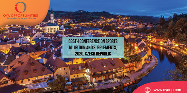 686th Conference on Sports Nutrition and Supplements, 2020