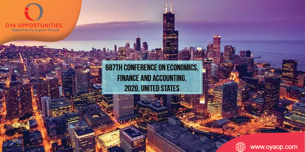 687th Conference on Economics, Finance and Accounting, 2020, USA