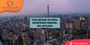 832nd Conference on Chemical and Biochemical Engineering, 2020