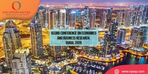 833rd Conference on Economics and Business, 2020, Dubai