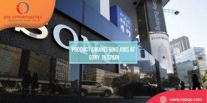 Engineering Jobs at Sony in Spain