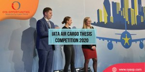 IATA Air Cargo Thesis Competition 2020