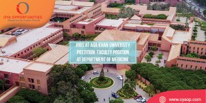 Job at Aga Khan University, Kenya
