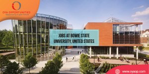 Jobs at Bowie State University, United States