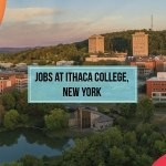 Jobs at Ithaca College, New York