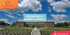 Jobs at University of Cincinnati, United States