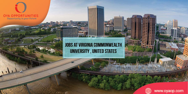 Jobs at Virginia Commonwealth University