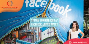 System Engineer Jobs at Facebook, United States
