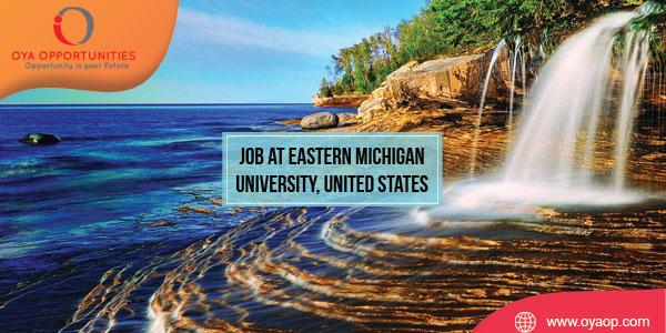 Vacancy at Eastern Michigan University