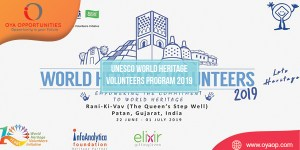 UNESCO World Heritage Volunteers Program 2019