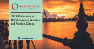 706th Conference on Multidisciplinary Research and Practice