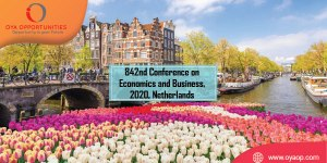 842nd Conference on Economics and Business, 2020, Netherlands