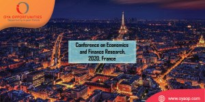 851st Conference on Economics and Finance Research, 2020, France
